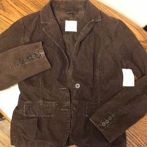 Corduroy Brown Jacket